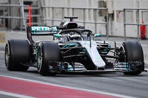 Majdnem 16 versenytávot teljesített a Mercedes a teszteken