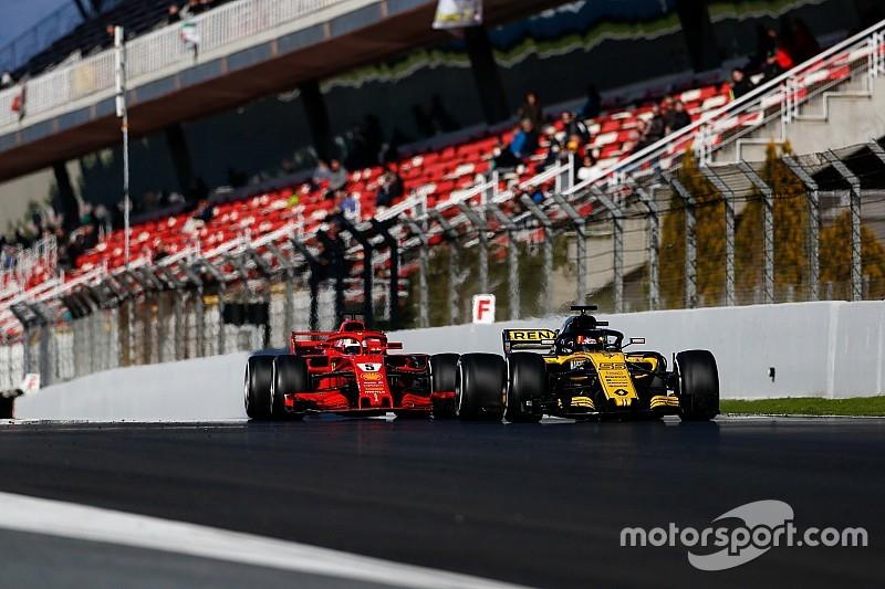 رينو تصرّح بأنّها ستدعم خطوة وضع سقف للنفقات في الفورمولا واحد
