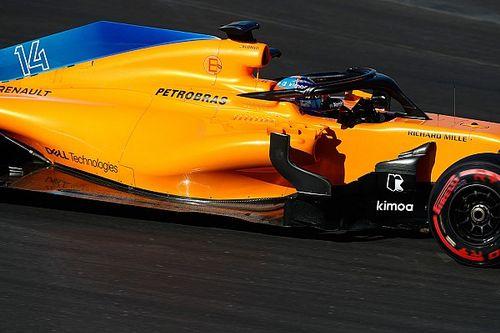 A McLaren nem aggódik, a Honda teljesítményét azonban elismerik