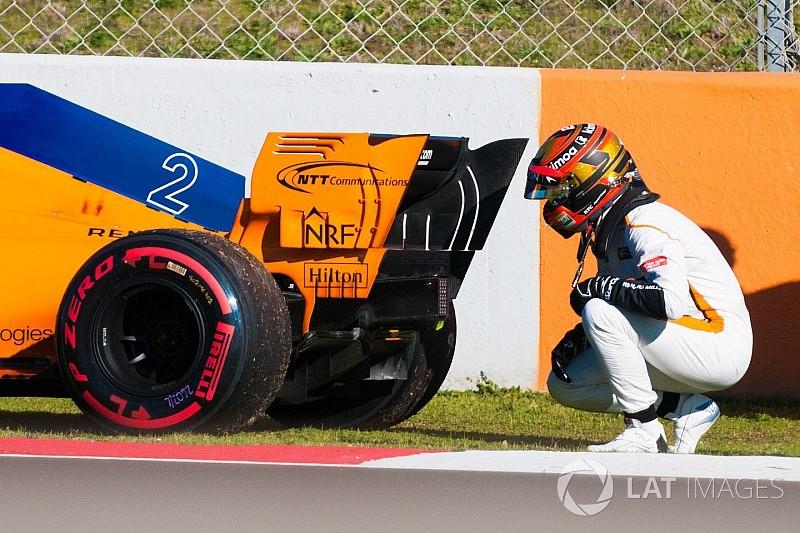 Статистика: сколько моторов использовали команды Ф1 на тестах