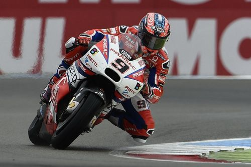 "Petrucci ""angry"" that backmarkers cost him Assen victory shot"