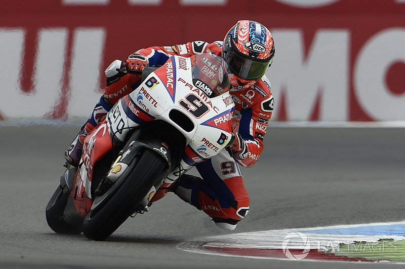 """Petrucci """"angry"""" that backmarkers cost him Assen victory shot"""