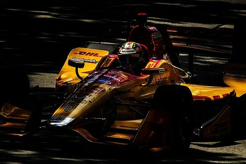 Warm-up - Hunter-Reay retrouve des couleurs