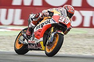 Objectif podium pour Márquez, qui craint les Yamaha