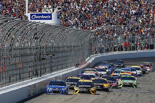 NHMS to apply TrackBite for NASCAR event this weekend