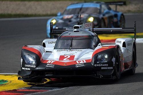 Ring 2 Ora: Porsche davanti in una corsa molto tattica