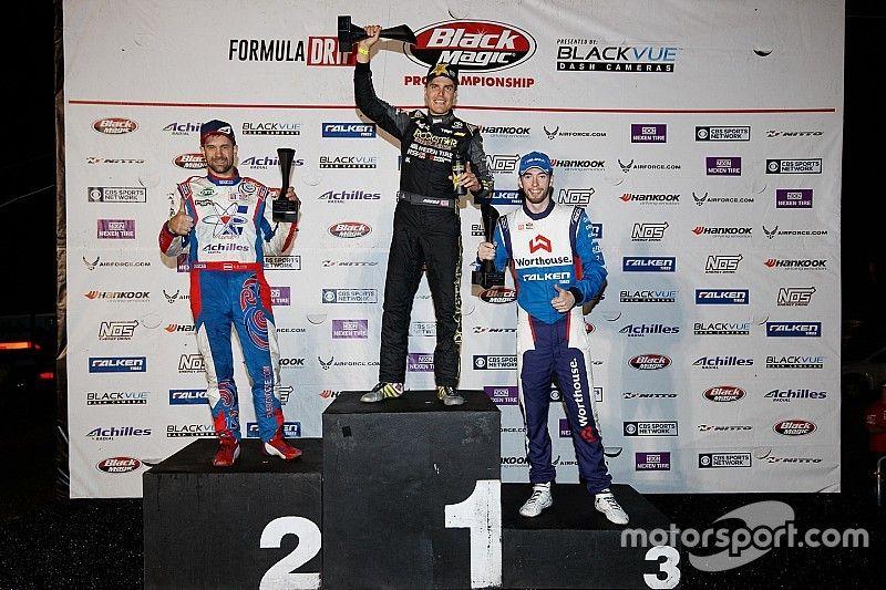 Formula DRIFT Round 5: True North results