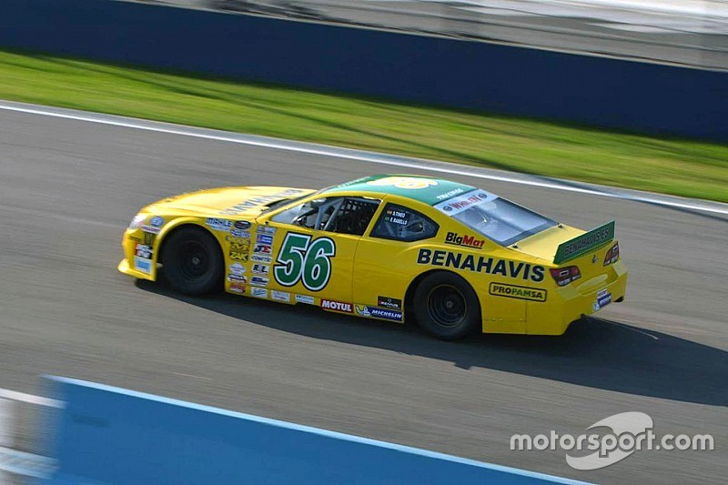 Brasileiro vence na NASCAR europeia em oval na Holanda
