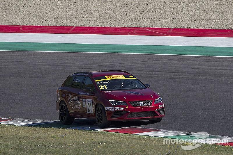 Mugello, Gara 1: vittoria alla prima per Giacomo Altoè