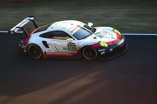 Porsche выставит в Ле-Мане четыре машины класса GTE Pro