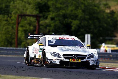 DTM Hungaroring: Strategische zet brengt Di Resta overwinning
