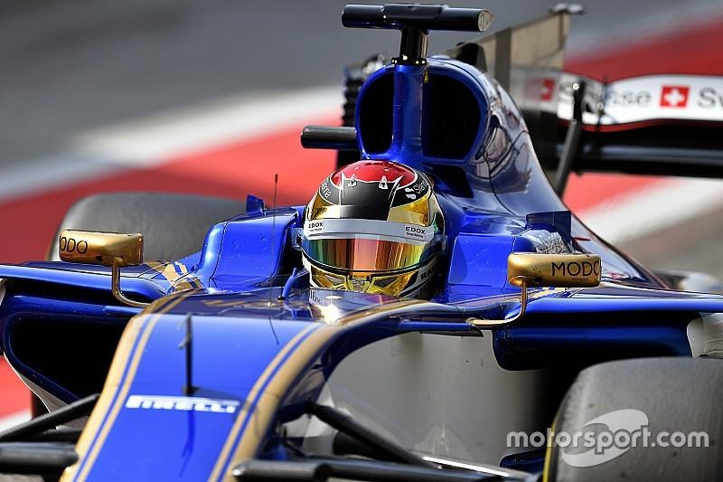 فريق ساوبر لم يتوقّع عودة فيرلاين من إصابته قبل جائزة إسبانيا الكبرى