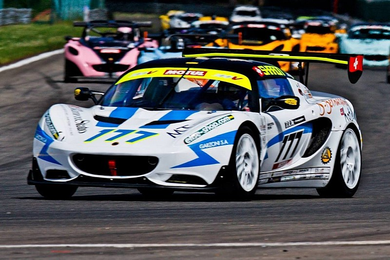 Lotus Cup Europe: Sharon Scolari consolida la leadership in Belgio