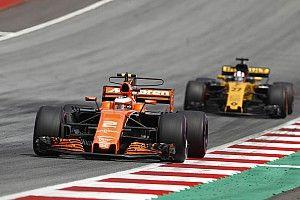 """McLaren será """"la referencia"""", dice Renault"""