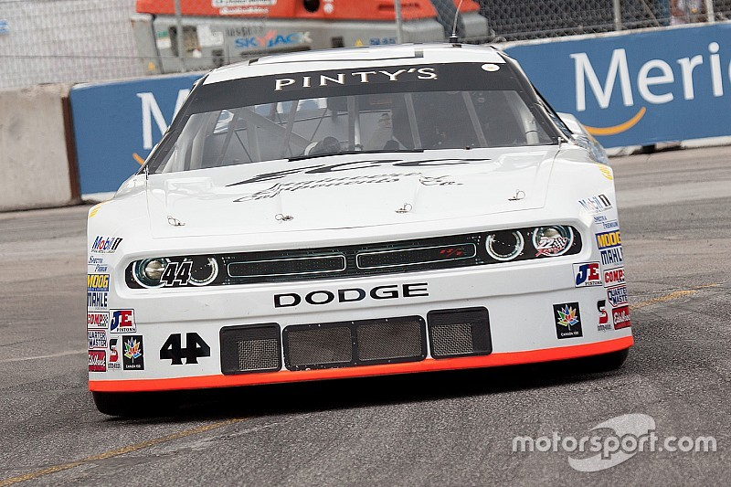 Adam Andretti to be back in NASCAR Pinty's Series