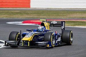 Latifi se lleva la victoria en la segunda carrera de la F2; Canamasas, cuarto