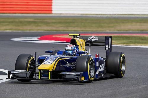 Silverstone F2: Latifi scores maiden win in sprint race