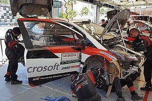 WRC 2022: i team avranno solo 2 motori per macchina?
