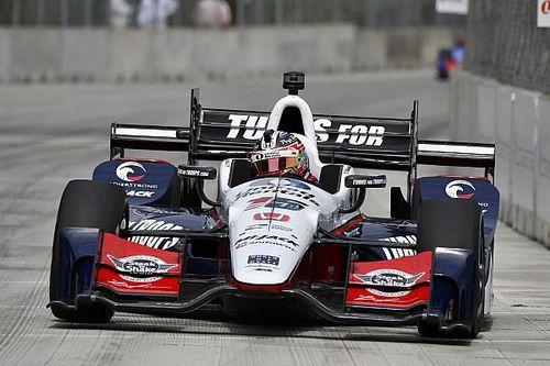 IndyCar-Double-Header in Detroit: Graham Rahal siegt auch in Rennen 2