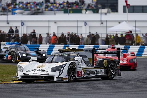Daytona 24 Hours: Hr17 - The battle tightens as the sun rises
