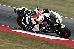 Moto2 Crónica de Carrera Triunfo de Aegerter y Luthi saca provecho por el campeonato