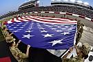 NASCAR não se opõe a protestos, mas pede respeito a hino