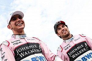"""Force India-engineer: """"Band tussen Perez en Ocon nu beter dan aan begin van seizoen"""""""