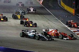 Verstappen dice que Vettel no se disculpó por el accidente
