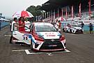 ITTC: Toyota rebut podium pertama dan ketiga
