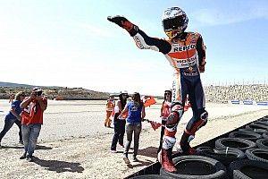 Todos los ganadores y podios del GP de Aragón de MotoGP