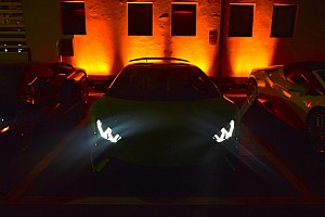 Lamborghini представила машину та новий завод