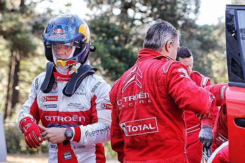 WRC 2018: Citroen-Chef will Sebastien Loeb in Monte Carlo