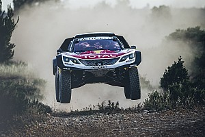 "Loeb : Le Silk Way, ""plus difficile"" que le Dakar"