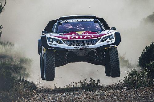 Peugeot conferma: il programma Dakar chiude dopo l'edizione 2018