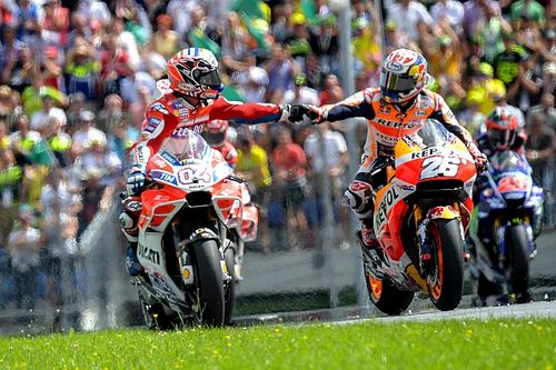 Austria MotoGP: Top photos from the race