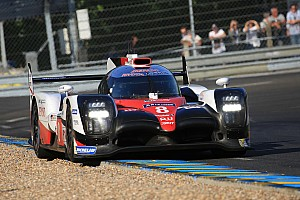 Le Mans Trainingsbericht 24h Le Mans 2017: Toyota auch im Warmup vorneweg