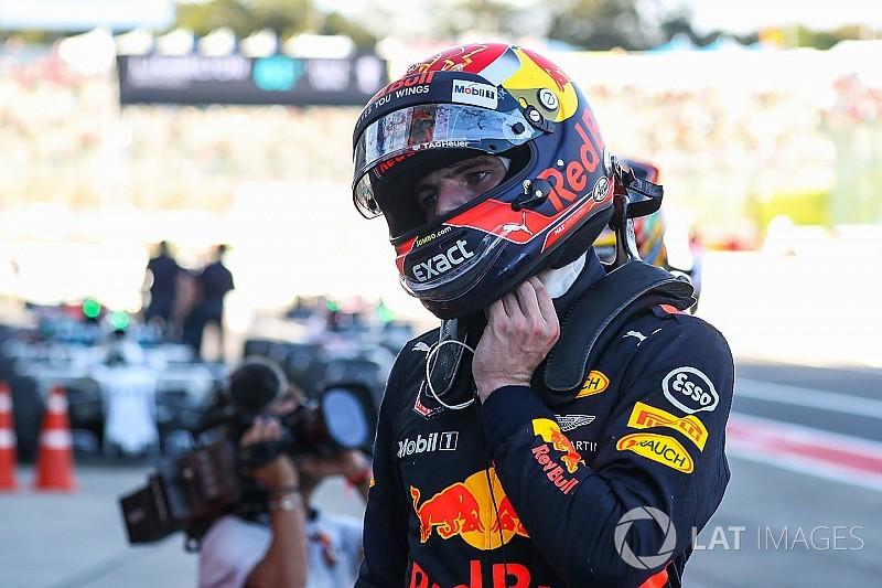 "Red Bull : ""Verstappen devrait être 3e du championnat"""