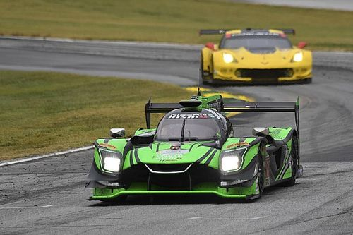 Petit Le Mans: ESM Nissan in front after six hours