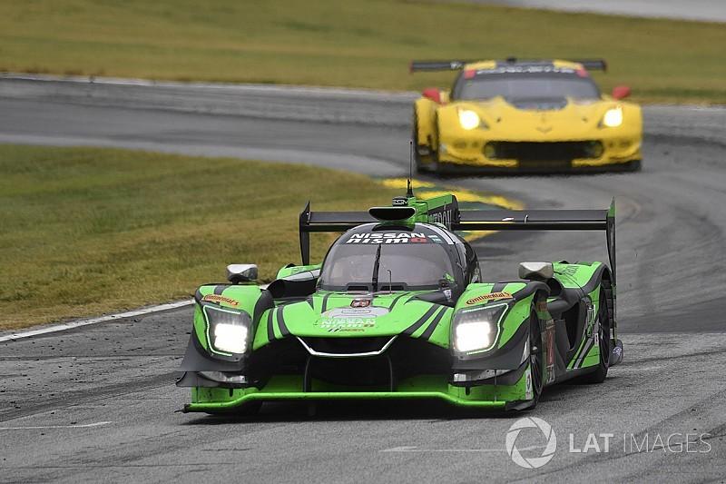 Petit Le Mans: ESM Nissan in front after six hours