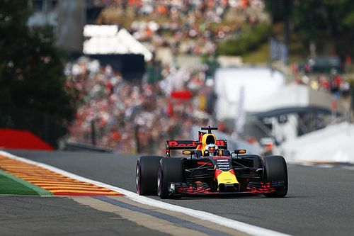 "Ricciardo de lachende derde: ""Was mijn enige kans"""