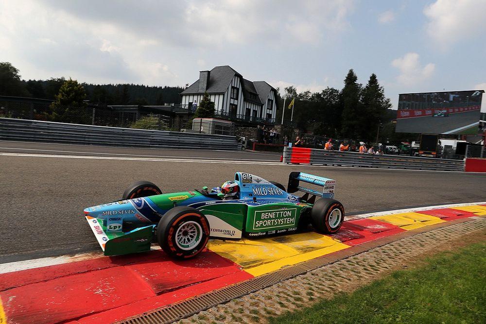 Spa reste un circuit à part pour la famille Schumacher