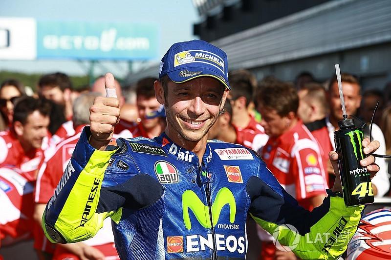 """Rossi: """"Mi spiace per l'incidente, ma tornerò a correre al più presto!"""""""