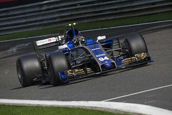 Formula 1 Special feature Tech gallery: How the Sauber C36 evolved throughout 2017