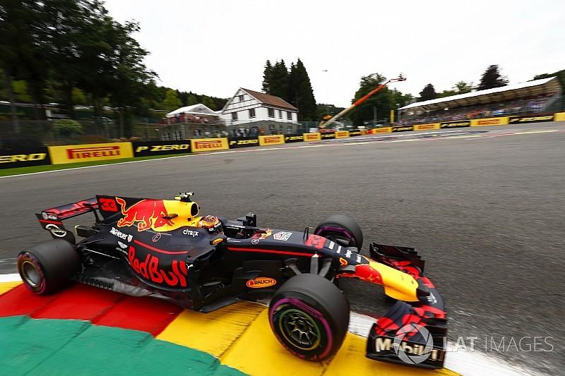 """Red Bull espera mejorar en Spa: """"En el sector 2 el coche parece de F3"""""""