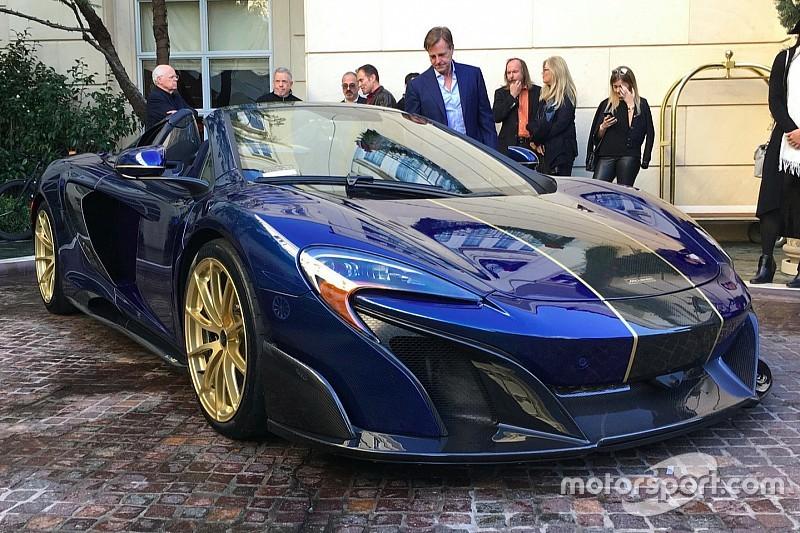 Vidéo - La McLaren 675LT la plus chère du monde