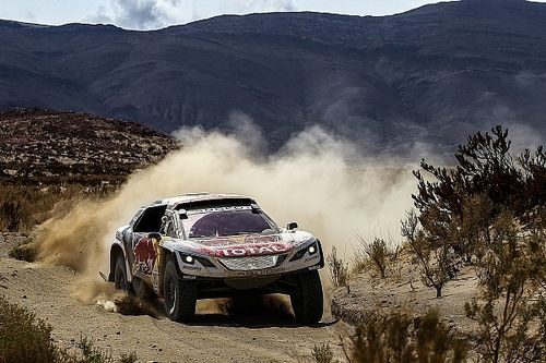 Peugeot rules out imposing Dakar team orders