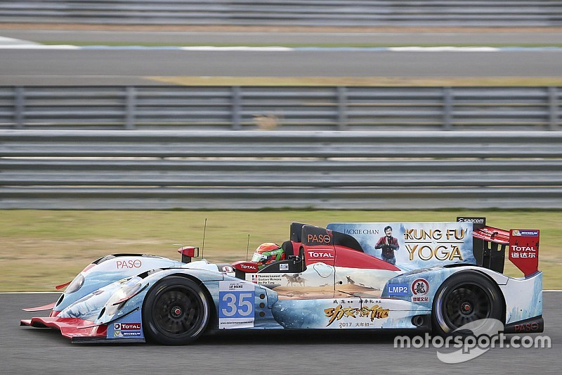 Jackie Chan DC Racing claims Pole Position in Buriram