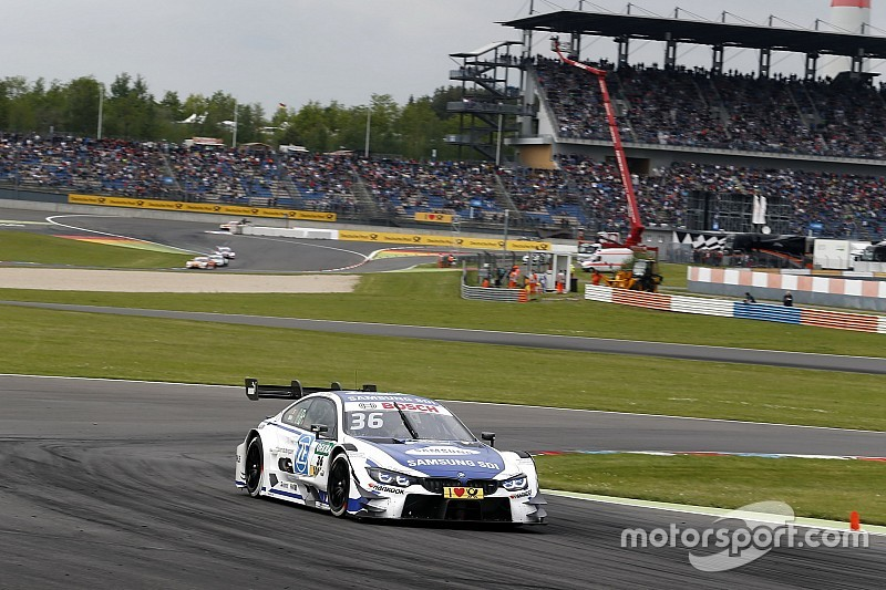 "BMW DTM drivers say race pace ""not good enough"""