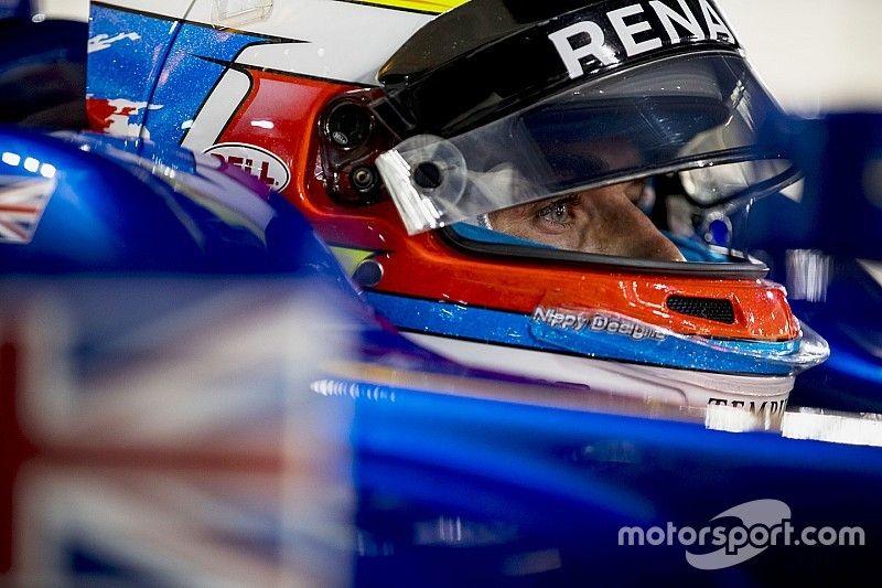 Rowland veut convaincre Renault pour 2018