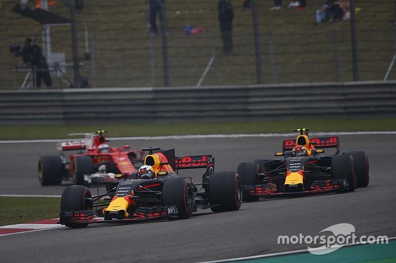 Red Bull se marca mitad de temporada como punto de inflexión